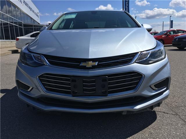 2017 Chevrolet Cruze Premier Auto (Stk: 17-02978RJB) in Barrie - Image 2 of 26