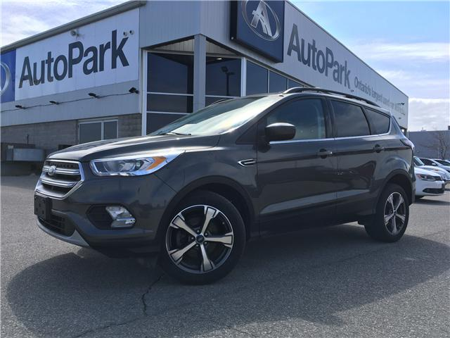 2017 Ford Escape SE (Stk: 17-67017MB) in Barrie - Image 1 of 27