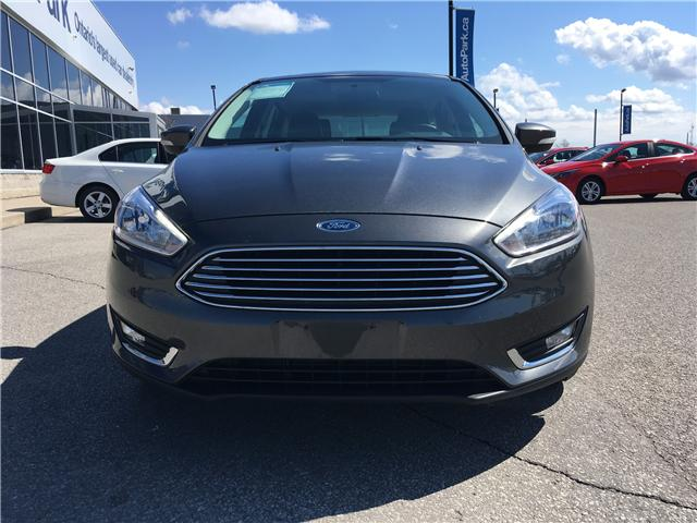 2018 Ford Focus Titanium (Stk: 18-90206RJB) in Barrie - Image 2 of 28