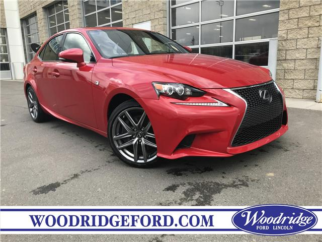 2016 Lexus IS 350 Base (Stk: J-2630A) in Calgary - Image 1 of 22