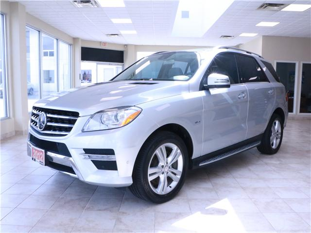 2012 Mercedes-Benz M-Class Base (Stk: 197098) in Kitchener - Image 1 of 28