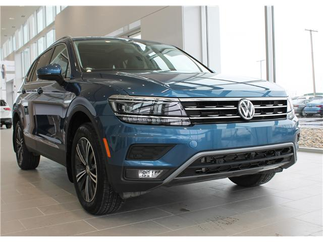 2019 Volkswagen Tiguan Highline (Stk: 69164) in Saskatoon - Image 1 of 22