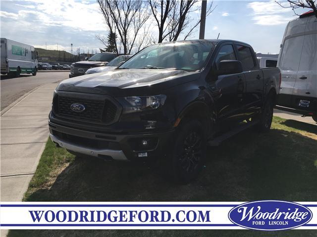 2019 Ford Ranger XLT (Stk: K-1128) in Calgary - Image 1 of 5