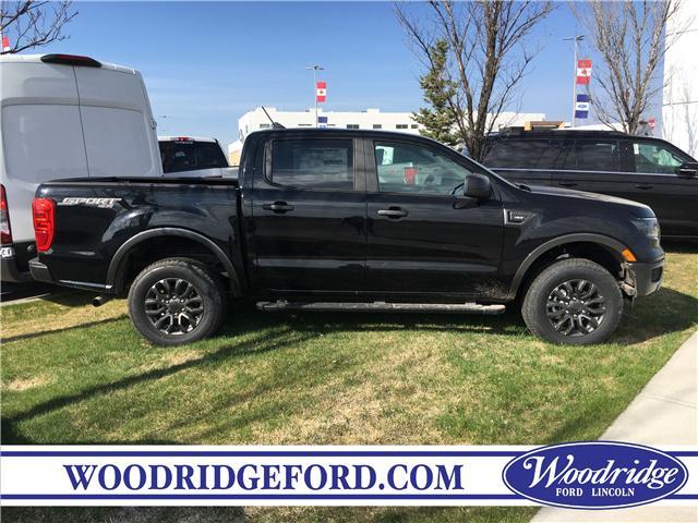 2019 Ford Ranger XLT (Stk: K-1128) in Calgary - Image 2 of 5