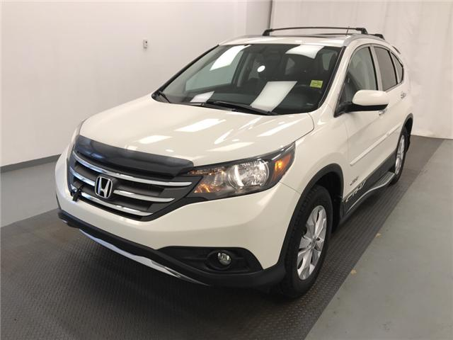 2014 Honda CR-V Touring (Stk: 205186) in Lethbridge - Image 1 of 28
