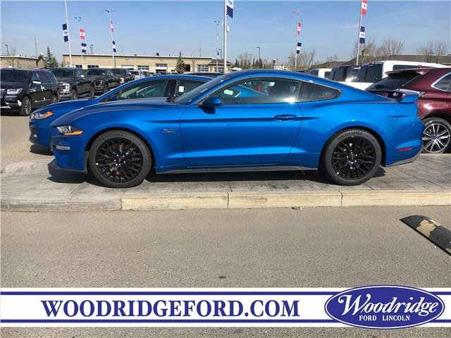 2019 Ford Mustang GT (Stk: K-1183) in Calgary - Image 2 of 5