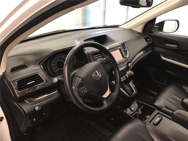 2014 Honda CR-V Touring (Stk: 205186) in Lethbridge - Image 16 of 28