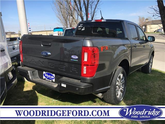 2019 Ford Ranger Lariat (Stk: K-1441) in Calgary - Image 3 of 5