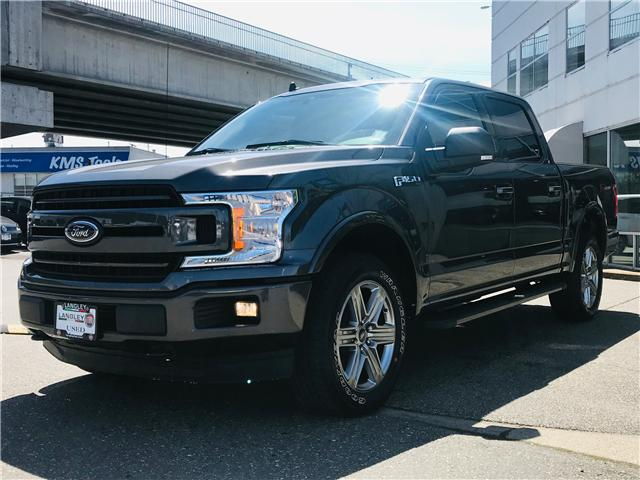 2019 Ford F-150 XLT (Stk: J344901A) in Surrey - Image 4 of 30