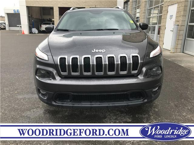 2017 Jeep Cherokee North (Stk: K-1821A) in Calgary - Image 4 of 21