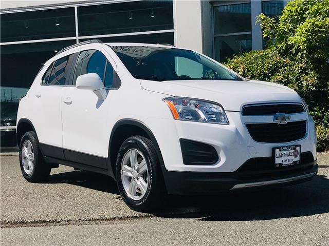2015 Chevrolet Trax 1LT (Stk: LF010290) in Surrey - Image 2 of 26