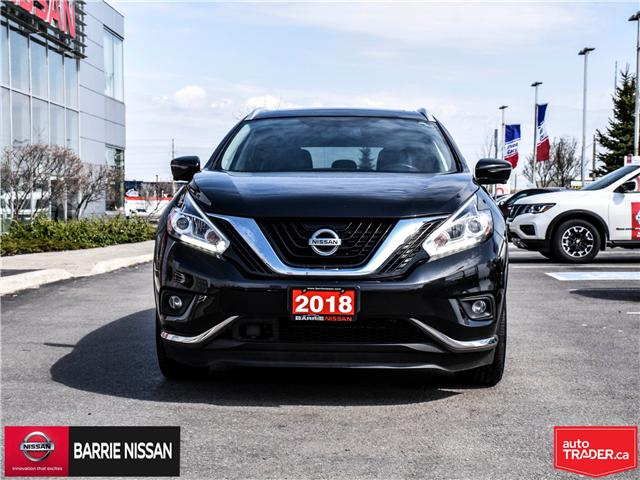 2018 Nissan Murano Platinum (Stk: P4562) in Barrie - Image 2 of 29
