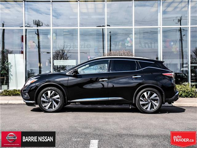 2018 Nissan Murano Platinum (Stk: P4562) in Barrie - Image 3 of 29