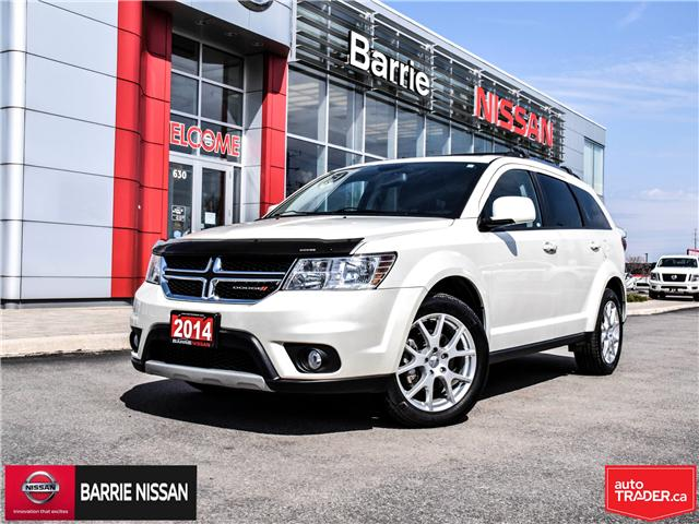 2014 Dodge Journey SXT (Stk: 19109AB) in Barrie - Image 1 of 28