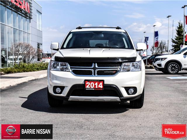 2014 Dodge Journey SXT (Stk: 19109AB) in Barrie - Image 2 of 28