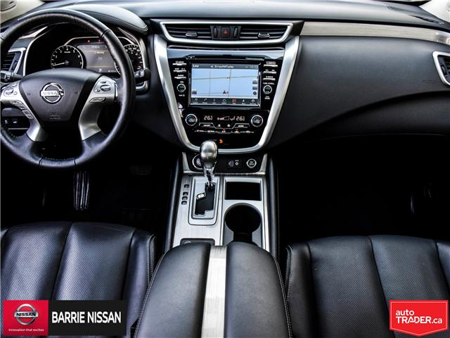 2018 Nissan Murano Platinum (Stk: P4562) in Barrie - Image 17 of 29