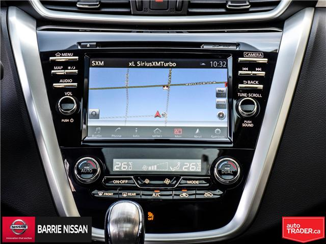 2018 Nissan Murano Platinum (Stk: P4562) in Barrie - Image 22 of 29