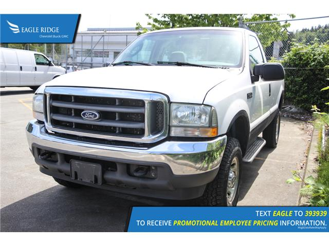 2004 Ford F-250 XL (Stk: 040083) in Coquitlam - Image 1 of 5