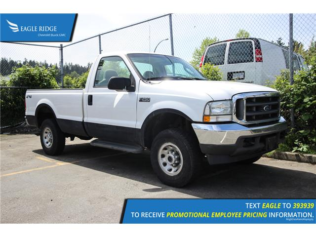 2004 Ford F-250 XL (Stk: 040083) in Coquitlam - Image 2 of 5