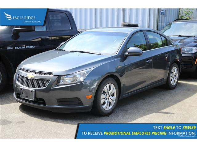 2013 Chevrolet Cruze LT Turbo (Stk: 130915) in Coquitlam - Image 1 of 3