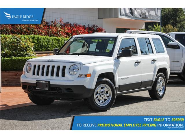 2015 Jeep Patriot Sport/North (Stk: 158252) in Coquitlam - Image 1 of 14
