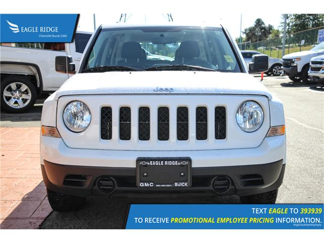 2015 Jeep Patriot Sport/North (Stk: 158252) in Coquitlam - Image 2 of 14