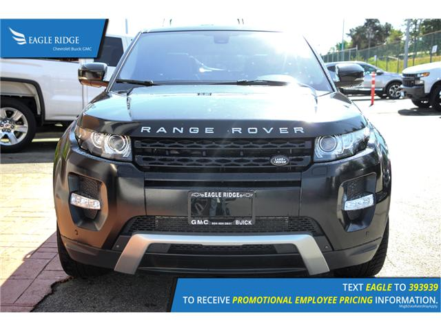 2013 Land Rover Range Rover Evoque Pure (Stk: 139997) in Coquitlam - Image 2 of 18