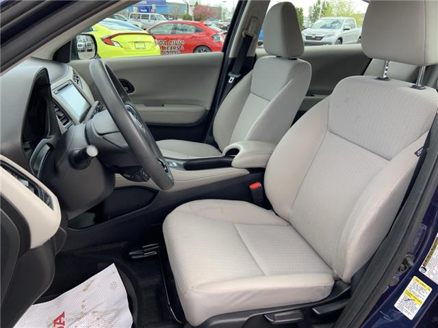 2016 Honda HR-V LX (Stk: 1811A) in Lethbridge - Image 10 of 21