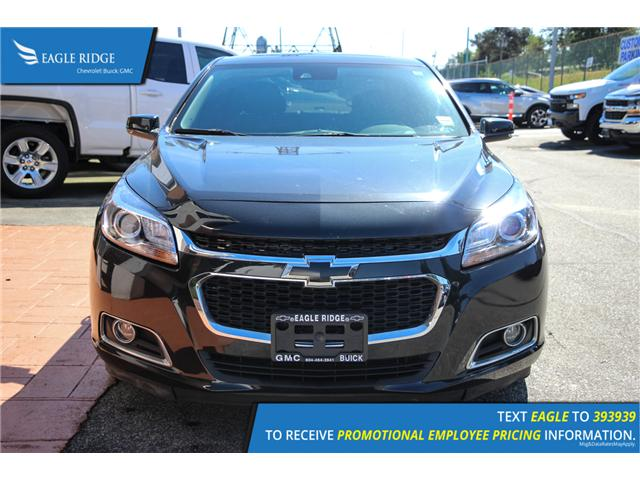 2015 Chevrolet Malibu 2LZ (Stk: 159690) in Coquitlam - Image 2 of 16