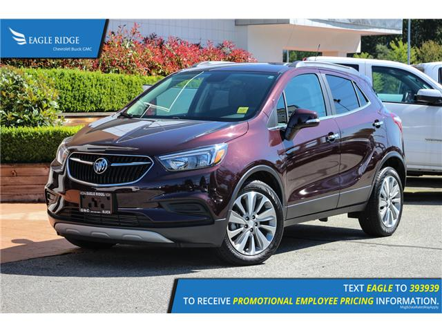 2018 Buick Encore Preferred (Stk: 189617) in Coquitlam - Image 1 of 15