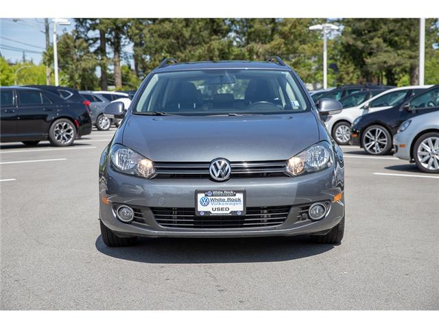 2014 Volkswagen Golf 2.0 TDI Comfortline (Stk: VW0844A) in Vancouver - Image 2 of 28