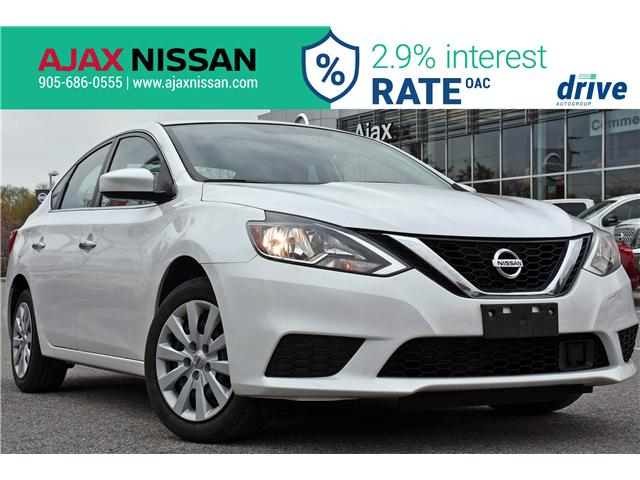 2018 Nissan Sentra 1.8 SV (Stk: P3935CV) in Ajax - Image 1 of 30