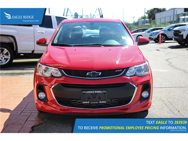 2018 Chevrolet Sonic LT Auto (Stk: 189629) in Coquitlam - Image 2 of 16