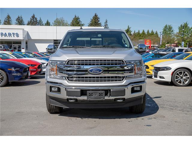 2019 Ford F-150 Lariat (Stk: 9F11102) in Vancouver - Image 2 of 30