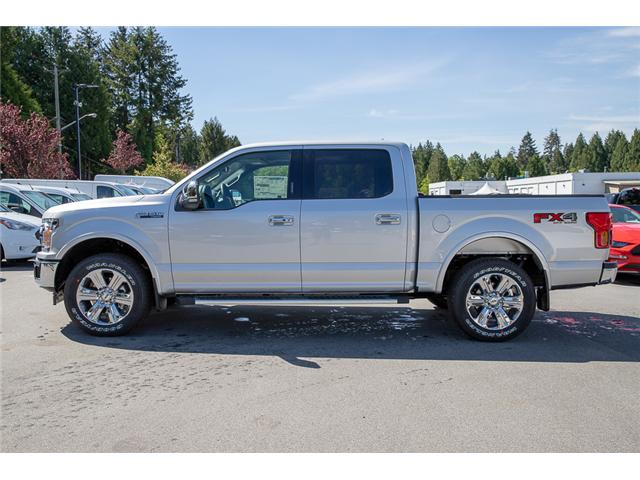 2019 Ford F-150 Lariat (Stk: 9F11102) in Vancouver - Image 4 of 30