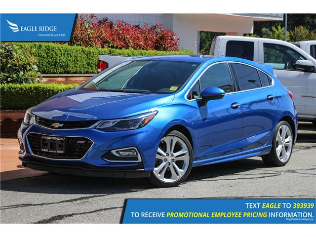 2017 Chevrolet Cruze Hatch Premier Auto (Stk: 174708) in Coquitlam - Image 1 of 15