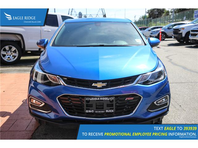 2017 Chevrolet Cruze Hatch Premier Auto (Stk: 174708) in Coquitlam - Image 2 of 15
