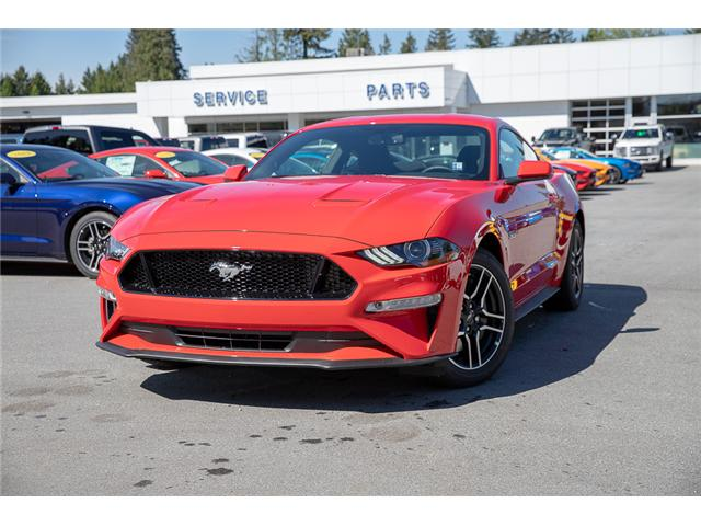 2019 Ford Mustang  (Stk: 9MU0115) in Vancouver - Image 3 of 24