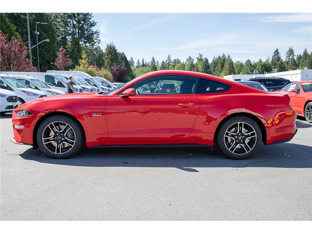 2019 Ford Mustang  (Stk: 9MU0115) in Vancouver - Image 4 of 24