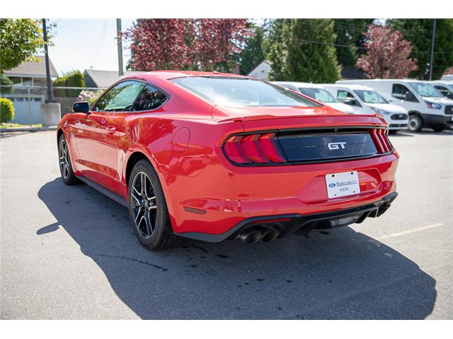 2019 Ford Mustang  (Stk: 9MU0115) in Vancouver - Image 5 of 24