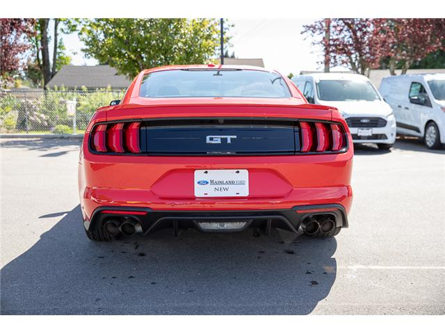 2019 Ford Mustang  (Stk: 9MU0115) in Vancouver - Image 6 of 24