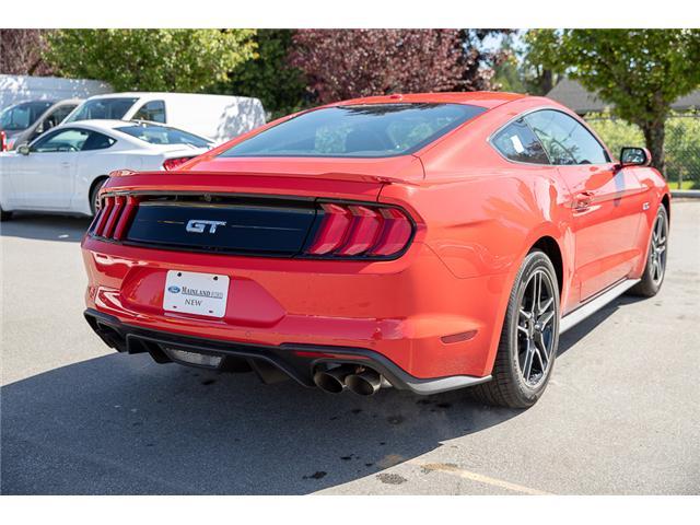 2019 Ford Mustang  (Stk: 9MU0115) in Vancouver - Image 7 of 24