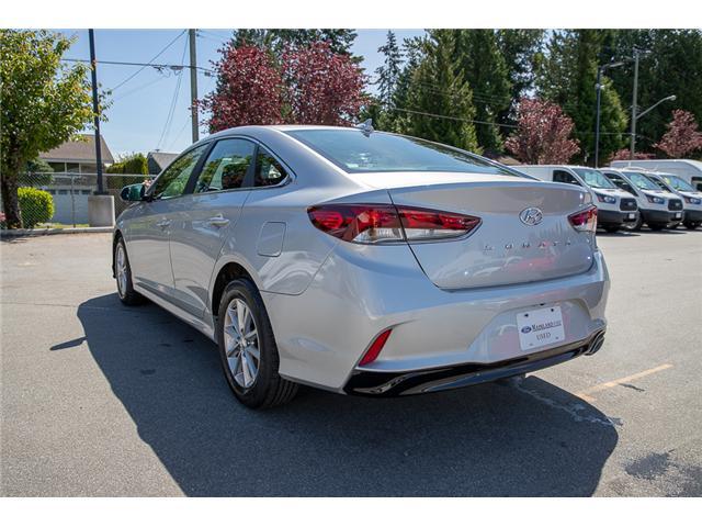 2019 Hyundai Sonata ESSENTIAL (Stk: P6612) in Vancouver - Image 5 of 27