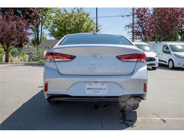 2019 Hyundai Sonata ESSENTIAL (Stk: P6612) in Vancouver - Image 6 of 27