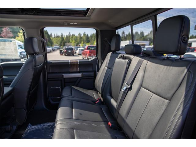 2019 Ford F-150 Lariat (Stk: 9F11102) in Vancouver - Image 17 of 30