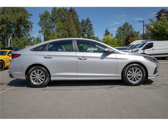 2019 Hyundai Sonata ESSENTIAL (Stk: P6612) in Vancouver - Image 8 of 27