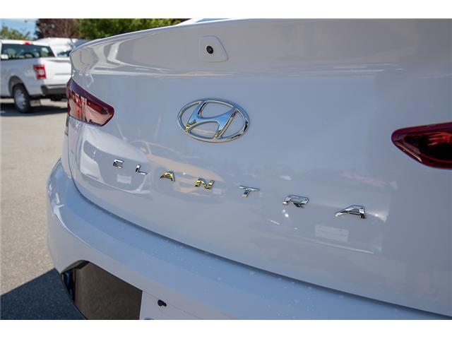 2019 Hyundai Elantra Preferred (Stk: P7686) in Vancouver - Image 10 of 29
