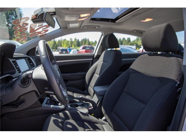 2019 Hyundai Elantra Preferred (Stk: P7686) in Vancouver - Image 11 of 29