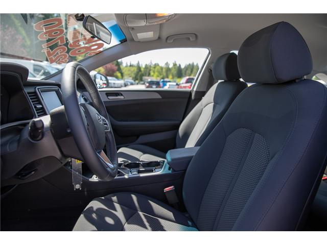 2019 Hyundai Sonata ESSENTIAL (Stk: P6612) in Vancouver - Image 10 of 27