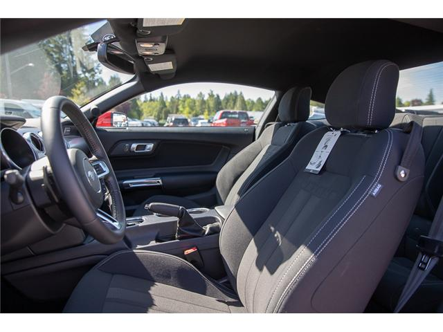 2019 Ford Mustang  (Stk: 9MU0115) in Vancouver - Image 12 of 24
